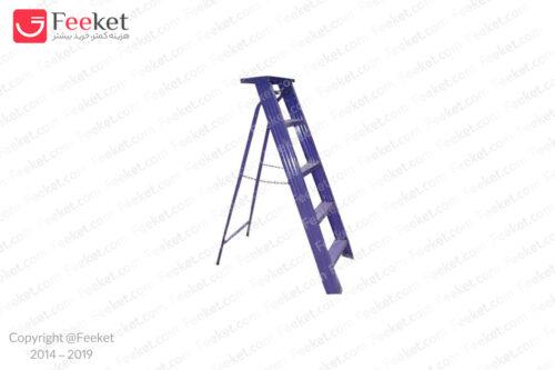 نردبان فلزی ۵ پله شفا