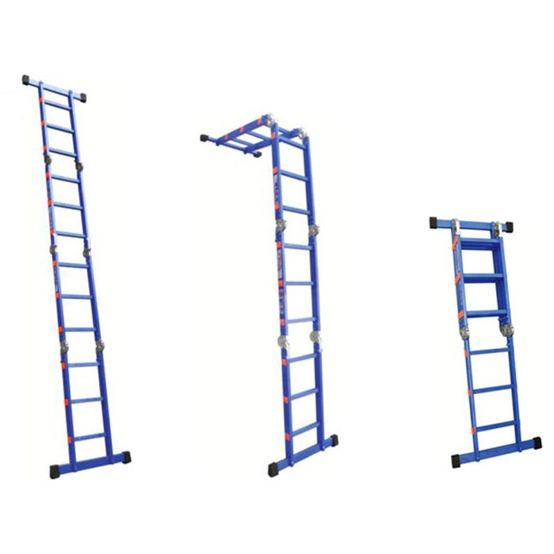 نردبان ۲۰ پله ۴ تکه راد استار
