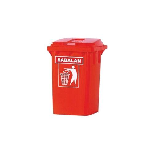 مخزن زباله ۴۰ لیتری ساده