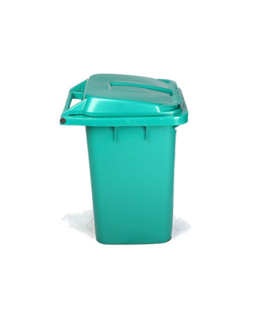 مخزن زباله ۶۰ لیتری ساده