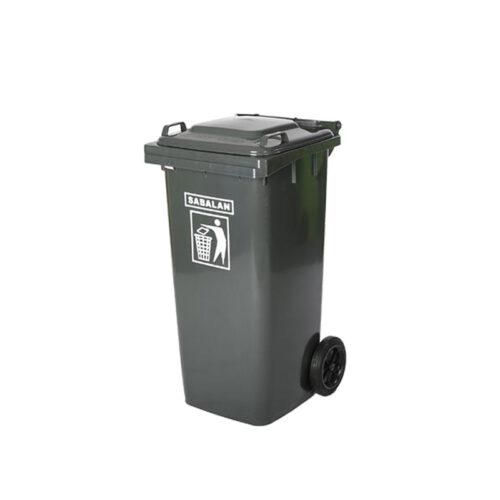 مخزن زباله ۱۰۰ لیتری ساده