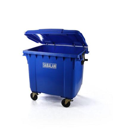 مخزن زباله ۱۱۰۰ لیتری