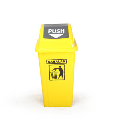 مخزن زباله ۱۲۰لیتری دمپری