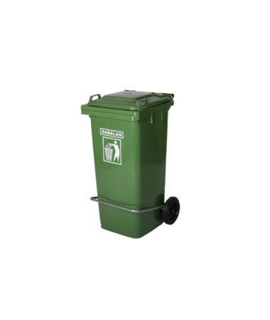 مخزن زباله ۱۲۰ لیتری پدالی