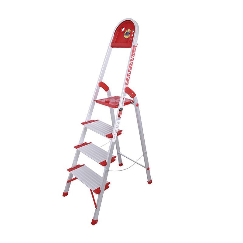 نردبان خانگی ۴ پله کاسپین