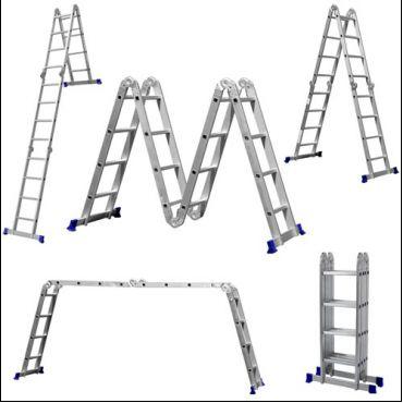 راهنمای چندحالته نردبانهای صنعتی