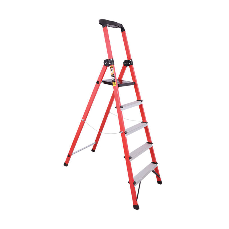 نردبان خانگی ۵ پله زرین
