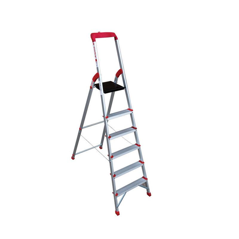 نردبان خانگی ۶ پله آریانا