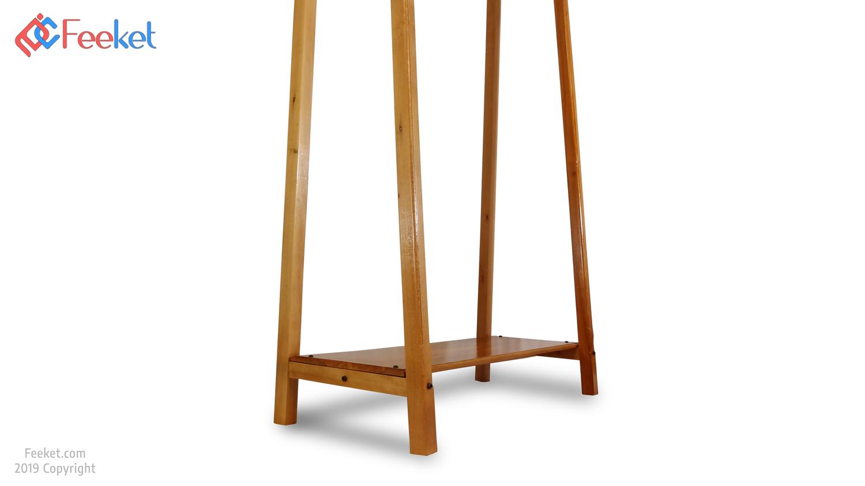 رگال لباس چوبی مجیک