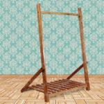 رگال لباس چوبی کودک