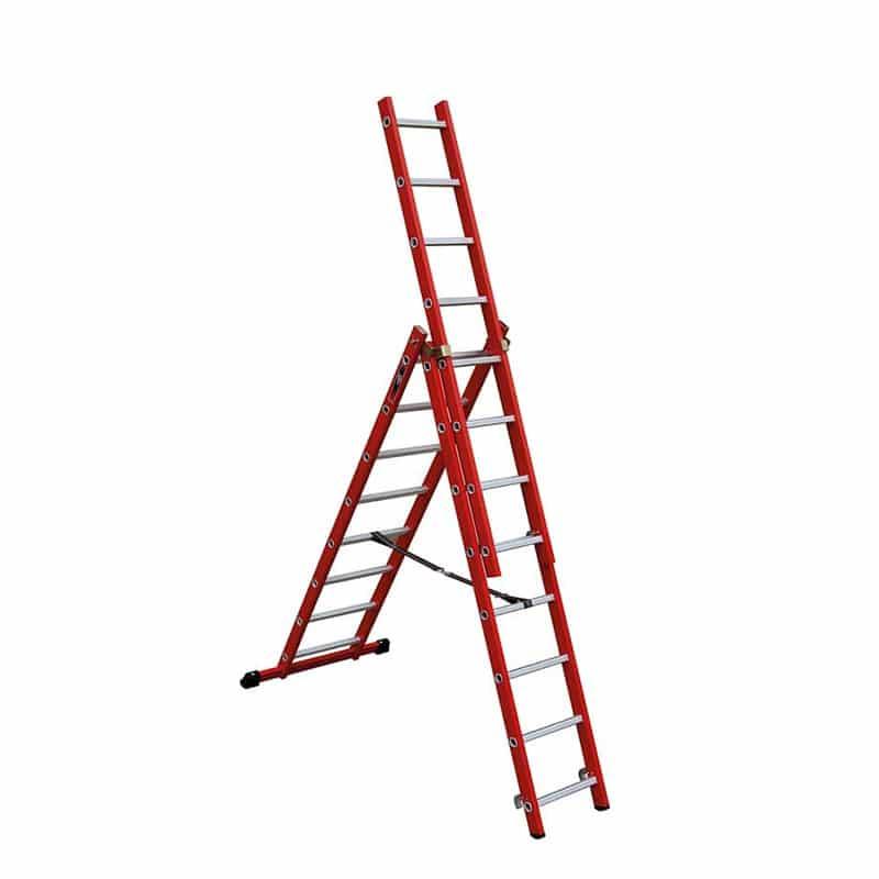 نردبان کشویی ۱۱ پله پرشین