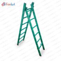 نردبان فلزی کشویی