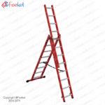 نردبان کشویی پلهقوطی پرشین