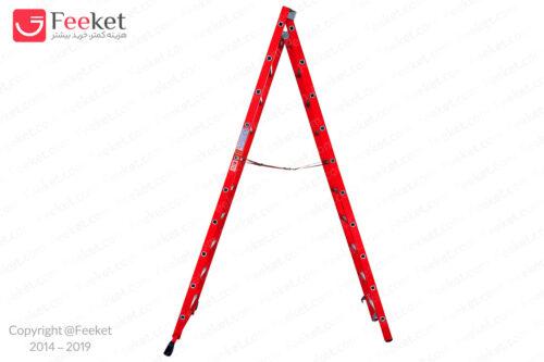 نردبان تاشو دو کشو پرشین
