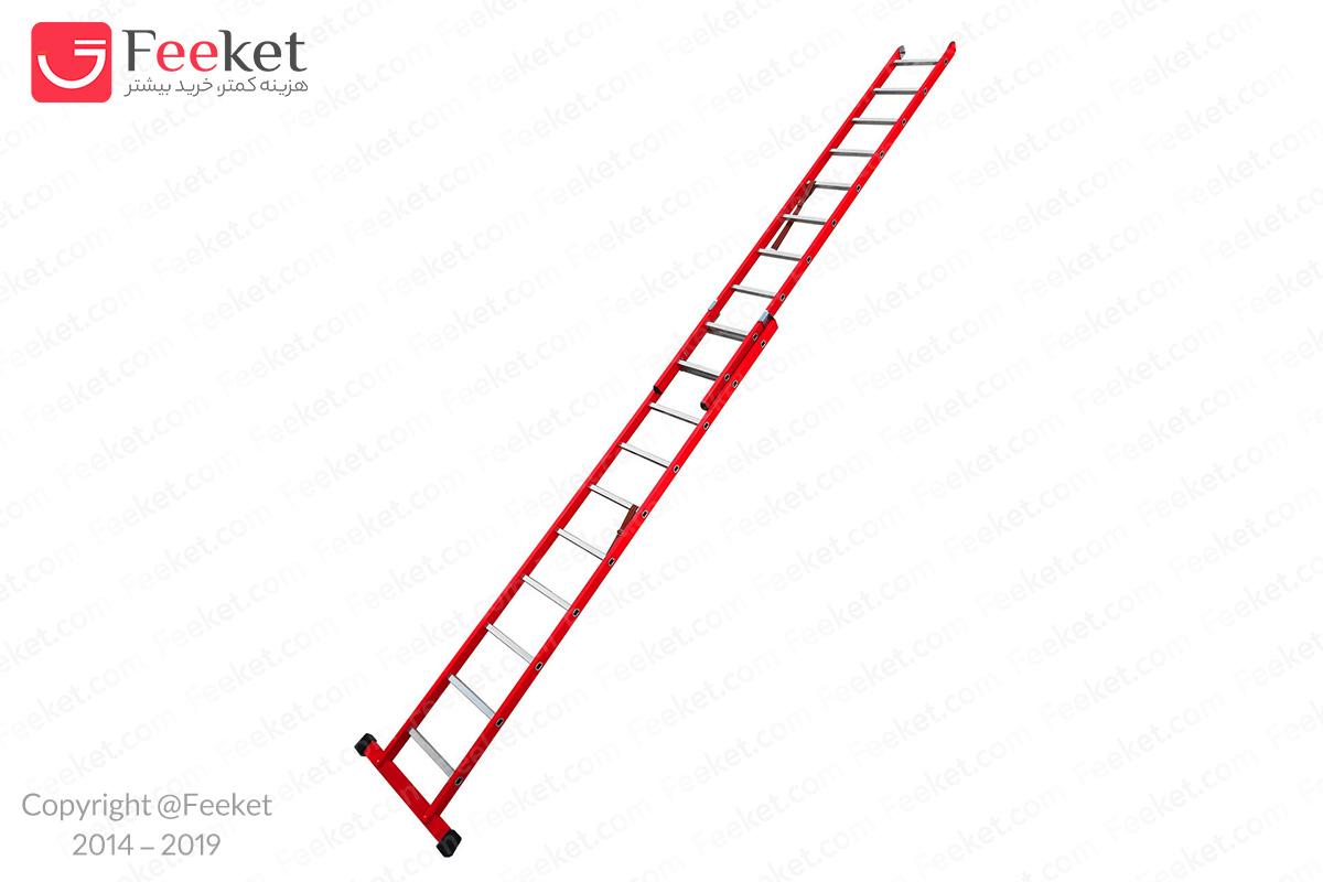 نردبان کشویی ۲۳ پله پرشین