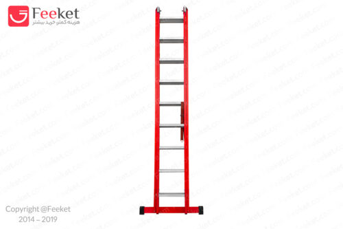 نردبان کشویی ۱۹ پله پرشین