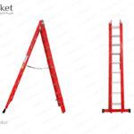 نردبان مخابراتی ۲۸ پله پرشین